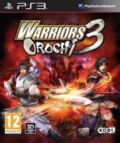 Hra pre Playstation 3 Warriors Orochi 3