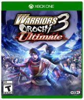 hra pre Xbox One Warriors Orochi 3 Ultimate