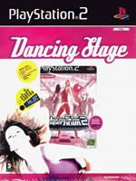 Hra pre Playstation 2 Dancing Stage SuperNova 2 + tanečná podložka