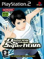 Hra pre Playstation 2 Dancing Stage SuperNova