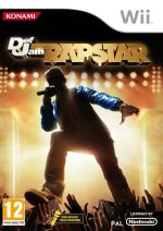 Hra pre Nintendo Wii Def Jam Rapstar + mikrofón