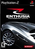 Hra pre Playstation 2 ENTHUSIA – Professional Racing