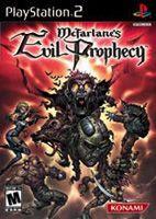 Hra pre Playstation 2 McFarlanes Evil Prophecy