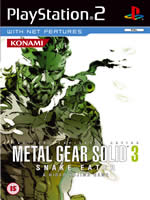 Hra pre Playstation 2 Metal Gear Solid 3: Snake Eater dupl