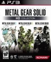 Hra pre Playstation 3 Metal Gear Solid HD Collection (US verzia)