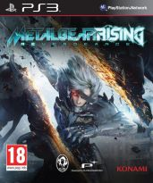 Hra pro Playstation 3 Metal Gear Rising: Revengeance