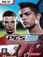 Hra pre PC Pro Evolution Soccer 2008 + CZ