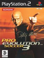 Hra pre Playstation 2 Pro Evolution Soccer 3
