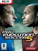 Hra pre PC Pro Evolution Soccer 5