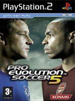 Hra pre Playstation 2 Pro Evolution Soccer 5 dupl dupl