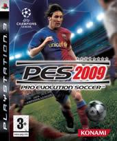 Hra pro Playstation 3 Pro Evolution Soccer 2009