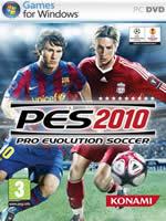 Hra pre PC Pro Evolution Soccer 2010