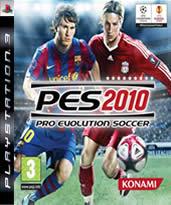 Hra pre Playstation 3 Pro Evolution Soccer 2010