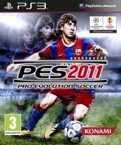Hra pro Playstation 3 Pro Evolution Soccer 2011