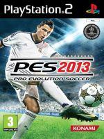 Hra pre Playstation 2 Pro Evolution Soccer 2013