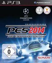 Hra pro Playstation 3 Pro Evolution Soccer 2014