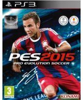 Hra pre Playstation 3 Pro Evolution Soccer 2015