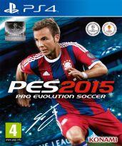 hra pro Playstation 4 Pro Evolution Soccer 2015