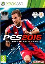 Hra pre Xbox 360 Pro Evolution Soccer 2015