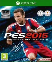 hra pro Xbox One Pro Evolution Soccer 2015