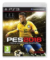 Hra pre Playstation 3 Pro Evolution Soccer 2016