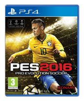 hra pre Playstation 4 Pro Evolution Soccer 2016