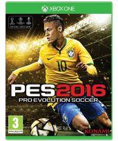 hra pre Xbox One Pro Evolution Soccer 2016