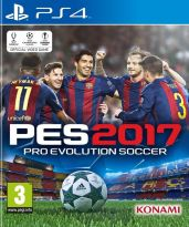 hra pre Playstation 4 Pro Evolution Soccer 2017