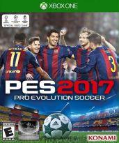 hra pre Xbox One Pro Evolution Soccer 2017