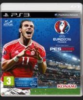 Hra pre Playstation 3 UEFA EURO 2016 Pro Evolution Soccer