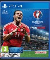 hra pre Playstation 4 UEFA EURO 2016 Pro Evolution Soccer