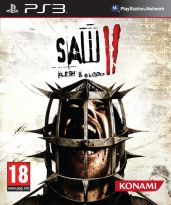 Hra pre Playstation 3 SAW II: Flesh & Blood