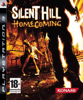 Hra pre Playstation 3 Silent Hill: Homecoming
