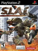 Hra pre Playstation 2 S.L.A.I. - Steel Lancer Arena International