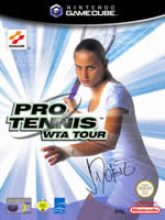 Hra pre GameCube Pro Tennis WTA Tour