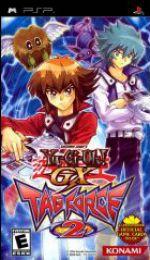 Hra pre PSP Yu-Gi-Oh! GX Tag Force 2