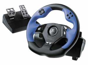 volant Logitech Driving Force