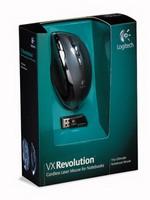 Herné príslušenstvo myš Logitech VX Revolution Cordless Laser Mouse
