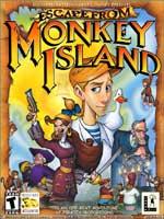 Hra pre PC Escape from Monkey Island