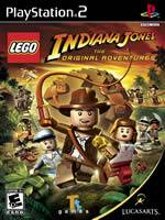 Hra pre Playstation 2 LEGO Indiana Jones: The Original Adventures