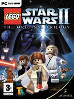 Hra pre PC LEGO: Star Wars II - The Original Trilogy