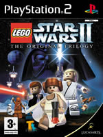 Hra pre Playstation 2 LEGO Star Wars II: The Original Trilogy