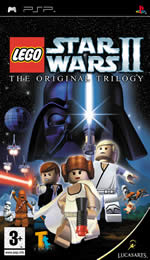 Hra pre PSP LEGO Star Wars II: The Original Trilogy