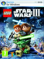 Hra pre PC LEGO: Star Wars III - Clone Wars (nórsky prebal)