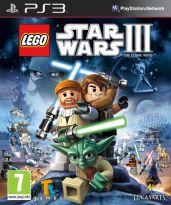 Hra pre Playstation 3 LEGO: Star Wars III - Clone Wars