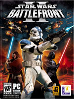Hra pre PC Star Wars: Battlefront II (2005)