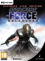 Hra pre PC Star Wars: The Force Unleashed - Ultimate Sith Edition
