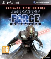 Hra pre Playstation 3 Star Wars: The Force Unleashed - Ultimate Sith Edition