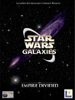 Hra pre PC Star Wars - Galaxies - An Empire Divided