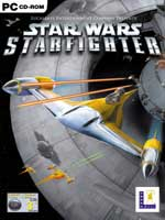 Hra pre PC Star Wars: Starfighter